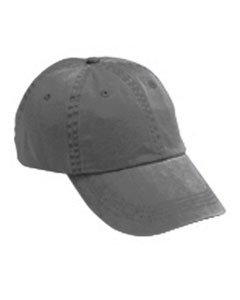 Solid Low-Profile Pigment-Dyed Cap CHARCOAL OS -