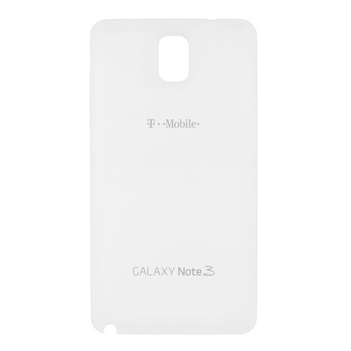 OEM Samsung Galaxy Note 3 T-mobile SM-N900T Battery Door Back Door Cover Replacement White