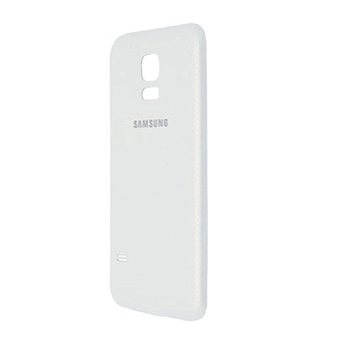 Original Samsung Galaxy S5 mini ( SM-G800F ) ( GH98-31984B ) Akkudeckel - weiß (Pocket Samsung Handy)