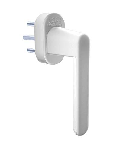 fenstergriff alarm Schellenberg 46501 Sicherheits- Alarmgriff, 37 mm, weiß