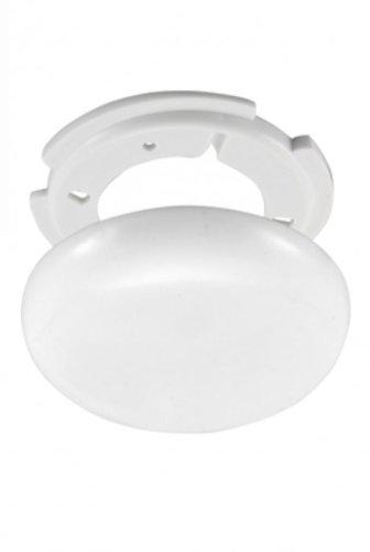 Lampen Abzweigdosen, Verteilerdose, weiß, superflach (Kunststoff Globe Lampe)