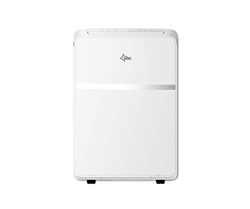 Suntec Climatiseur local mobile ADVANCE 12.0 Eco R290 [pour Max. 130 M³ (~60 M²), 12.000 BTU/h, Max. 3400 W]