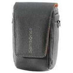 "Samsonite Camera Case Torbole 60 O"", grey/orange - Funda (grey/orange, Torbole 60 O)"
