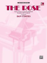 Musikverlag Alfred Music Publishing GmbH, THE ROSE - Bette Midler, Einzelausgabe
