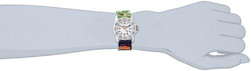 Scout Jungen-Armbanduhr Analog Quarz Textil 280376026 - 2