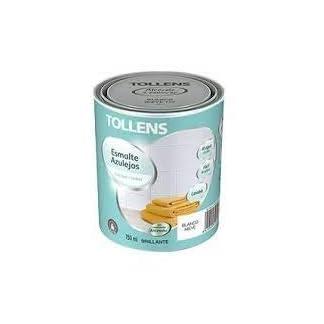 Tollens – Esmalte para azulejos al agua Brillante 750 ml (Blanco Nieve 100)