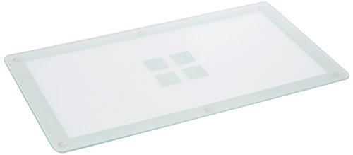 Anika Herdabdeckplatte, aus Glas