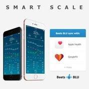 _ Beets BLU Bilancia Pesapersone Bluetooth con Composizione Corporea. Bilancia Digitale funziona con iPhone Apple (4S e superiore), iPad (mini, 3, 4, Air) e Android (4.4 e superiore) confronta il prezzo