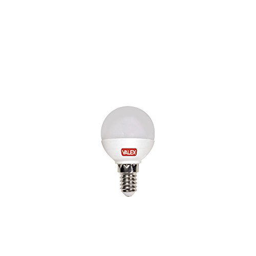 1155520Valex Bombilla LED 6W 470lumen globo 45x