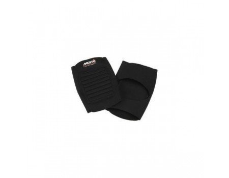 Musto Neopren-Knieschützer - Unisex Black - Perfekt zum Schutz der Knie beim Segeln von Yachting und Jollen und SUPing und Surfen
