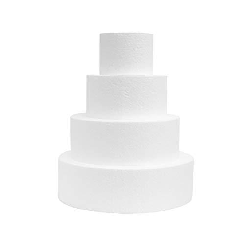 Miss Bakery's House® Styroporscheibe - Cake Dummy - Set 2