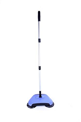 Magic Sweeper Besen | Idealer Kehrbesen | Kehrmaschine ohne Strom | Akkubesen, Handstaubsauger sowie Handfeger und Schaufel Alternative
