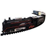 #6: payzon Battery Operated Train Set with Light