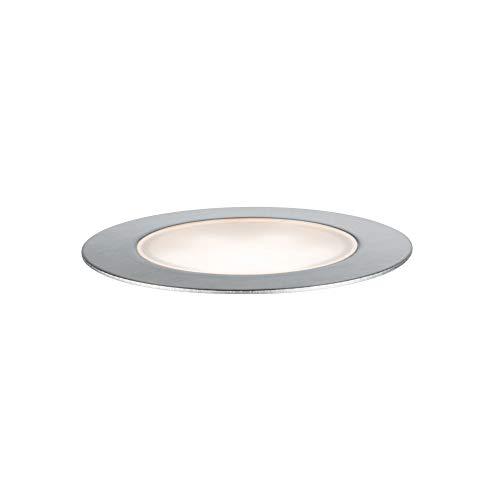 24v Single (Paulmann 939.53 Outdoor Plug & Shine Floor Eco IP65 3000K 1W 24V 93953 LED Bodeneinbauleuchte Aussenbeleuchtung Bodenstrahler Bodenbeleuchtung)