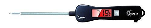Sunartis 5-1042 Haushalts-Thermometer mit Sprachausgabe E376