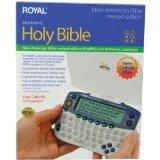 Royal 39155W electronic Bible