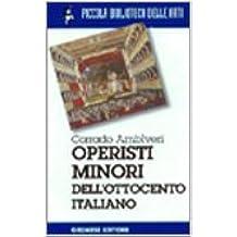 Operisti minori dell'800 italiano