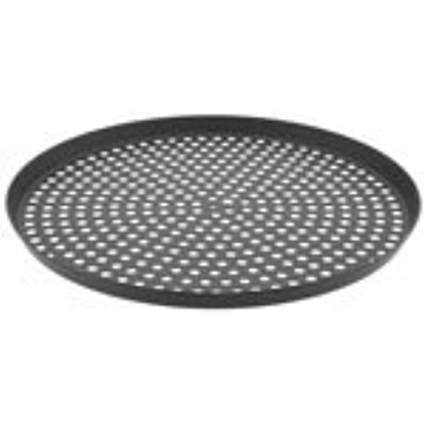 LloydPans Kitchenware 8 inch Perforated Pizza Pan
