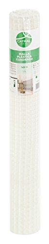 Catral 52010010 - Rollo malla cuadrada, 0.2 x 500 x 100.0 cm,...