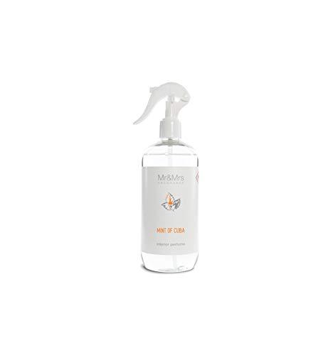 Fragancia envolvente para la casa y tu ropa del hogar  Blanc Spray es un ambientador de la serie Blanc de Mr&Mrs Fragrance . La característica más significativa de este ambientador es su rápida difusión a través del espacio o de los textiles de t...