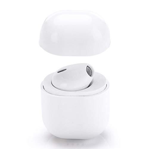 I7 Bluetooth Headset Tws Ip8 Mini Bin Wireless Per La Ricarica Delle Cuffie Sportive Per Attività, Viaggi, Sport