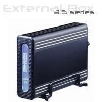 JOUJYE External Box 3.5 Zoll Series UB 102SU Storage Enclosure 8.9 cm 3.5 Zoll SATA 150 150 MBps USB 2.0 schwarz -