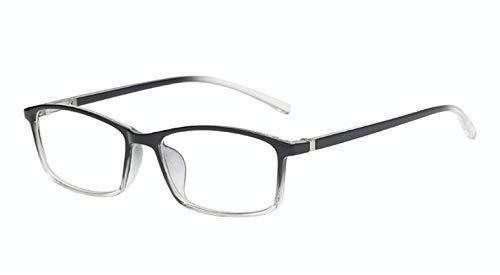 AQCSDF Anti-Blaue Brille Fashion Business Glasses Frame Men's Anti-Blue Co