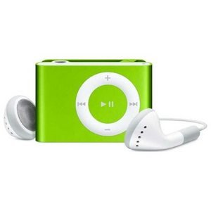 SONILEX MP3 PLAYER WITH EAR PHONES GREEN