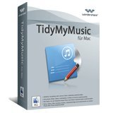 TidyMyMusic Mac (Product Keycard ohne Datenträger) -