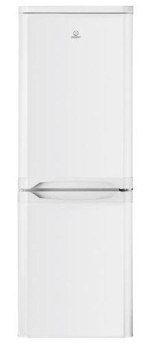 Indesit NCAA 55 Autonome 205L A+ Blanc réfrigérateur-congélateur - Réfrigérateurs-congélateurs (205 L, SN-T, 43 dB, 3 kg/24h, A+, Blanc)