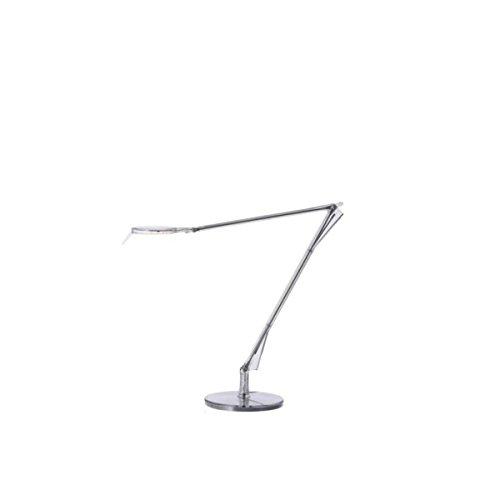 Kartell Aledin Tec Lámpara de Escritorio, 4.2 W, Cristal, 21 x 113 cm