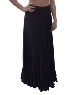 Menkes Falda Baile Flamenco Viscosa Peso Mujer Talla