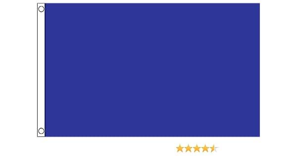 Plain 5ft x 3ft Navy Blue Flag FREE UK Delivery!