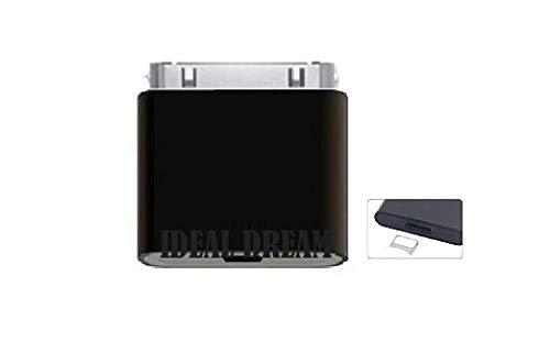 iblich auf 30 Pin Dock Männlich Mini Kabel Konverter Adapter für Telefon 3G 3GS 4 4s Pad 1 2 3 Pod Touch 1 2 3 4 Nur zum Aufladen des Computers und Video Foto Daten ()
