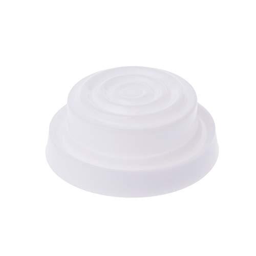 ECMQS Produits Pour Bébés - 1 Pc Électrique Tire-lait Accessoires De Diaphragme Blanc Bébé Alimentation En Silicone Pièces De Rechange