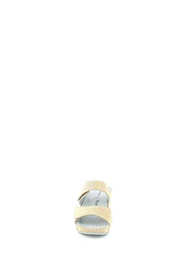 Grunland 59REGI CI1242 Ciabatta Donna Camoscio Perla Beige