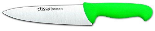 Arcos 2900 - Cuchillo de cocinero, 200 mm (f.display)