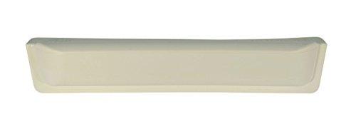 Dan-Fender Stegfender für Kanten - 500 mm x 100mm, Farbe:weiß