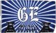 Flagge Fanflagge Gelsenkirchen 2 - Die Nummer 1 im Pott - 90 x 150 cm