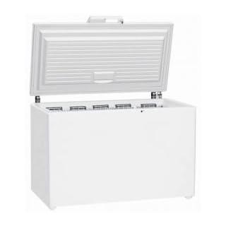 Liebherr GTP 3656Premium autonome Premiumqualität 331L A + + + Weiß–Tiefkühltruhen (Premiumqualität, 331L, 35kg/24h, sn-t, A + + +, Weiß)