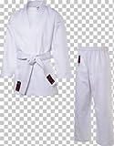 Pro Touch Jungen Kumite Karateanzug, Weiß