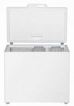 Liebherr GT 3032Comfort autonome Premiumqualität 284l A + + weiß-Tiefkühltruhen (Premiumqualität, 284L, 27kg/24h, sn-t, A + +, weiß)
