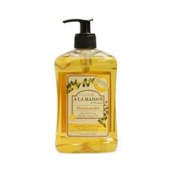 A La Maison French Liquid Soap Honeysuckle -- 16.9 fl oz by A La Maison