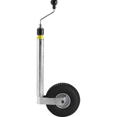 Winterhoff Deichsellaufrad mit Stützlastanzeige Luftrad