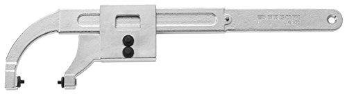 FACOM Hakenschlüssel Spannbereich 35-200Länge 550 mm, 1 Stück, 116.200