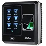 ZKTeco SF300 IP Based Fingerprint Access Control and Time Attendance – Fingerprint Attendance Machine with 2.8-Inch Capacitiv