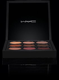 Mac Eye Shadow X 9: BURGUNDY TIMES NINE by M.A.C
