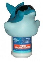 Unbekannt Derby Dolphin Mittelständische Schwimmbad/Spa Chlorinator Floating 7,6cm Chlor Tab Spender
