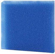 Hobby Filterschaum fein, 5x50x50cm, blau Ersatzfilter, Osmoseanlage, Wasserfilter