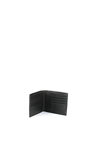 Calvin Klein Jeans F1NN BILLFOLD 8CCK50K501991 Herren Geldbörsen 10x13x3 cm (B x H x T) Black (Schwarz)